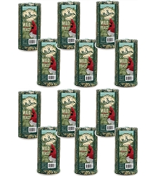 Wild Bird Feast Small Seed Cylinder 28 oz. 12-Pack