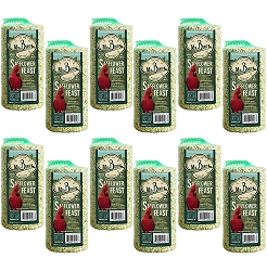 Safflower Feast Small Seed Cylinder 32 oz. 12-Pack