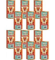 Flaming Hot Feast Small Seed Cylinder 19 oz. 12-Pack