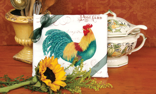 Alice's Cottage Flour Sack Towels