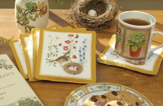 Alice S Cottage Spiced Mug Mats Handcrafted Scented Mug