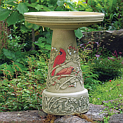 Decorative Bird Baths