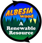 Made from Eco-Friendly Albesia Wood