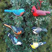 Bird & Wildlife Ornaments