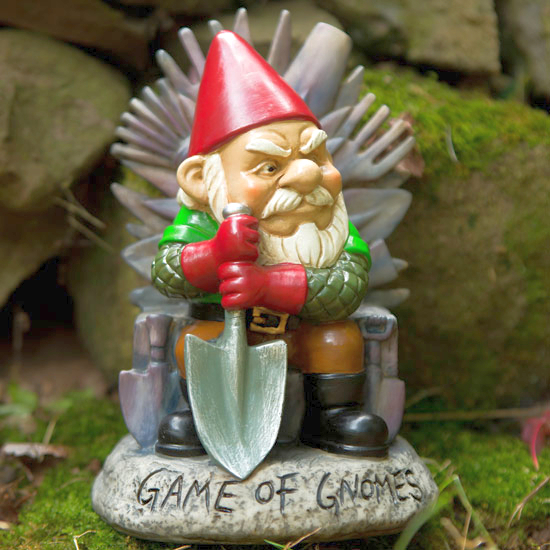 Garden Gnome Collection