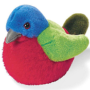 Audubon Plush Singing Birds