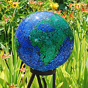 Gazing Globes and Stands