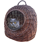 Cat Carriers & Houses