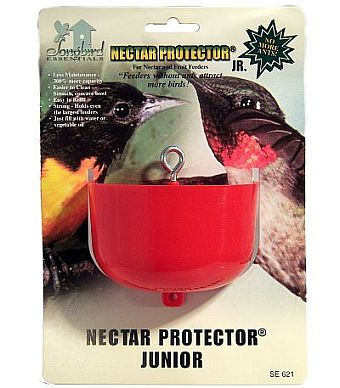 Nectar protector Junior Ant Moat Red