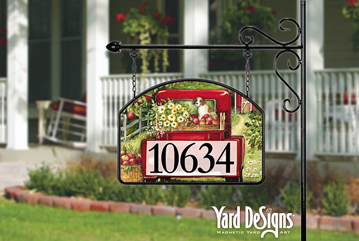 Yard DeSign Magnetic Yard Signs, Magnetic Yard Art At