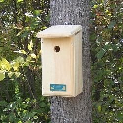Conservation Chickadee House