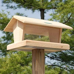 Conservation Hopper Bird Feeder