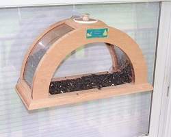 Conservation Arched Window Feeder Small