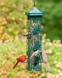 Squirrel Solutions Seed Saver 200 Squirrel Proof Bird Feeder