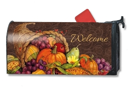 Thanksgiving Harvest MailWrap