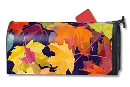 Maple Leaves MailWrap