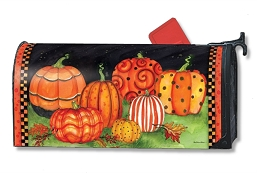 Painted Pumpkins MailWrap