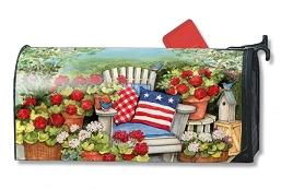 Patriotic Pillows MailWrap