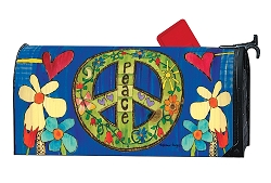 Peace Everywhere MailWrap