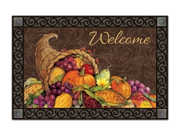 Thanksgiving Harvest MatMate Doormat