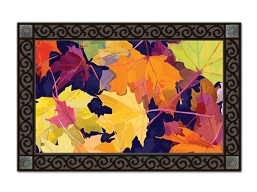 Maple Leaves MatMate Doormat