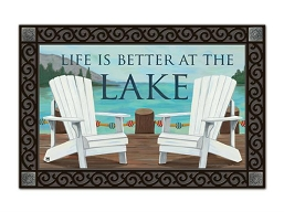 Lake Life MatMate Doormat