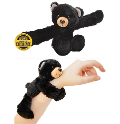 Huggers Stuffed Animal Black Bear