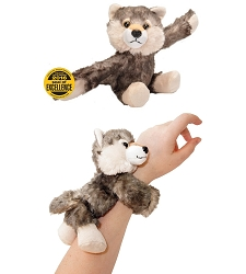 Huggers Stuffed Animal Wolf