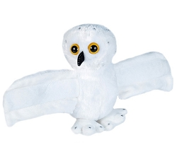 Huggers Stuffed Animal Snowy Owl