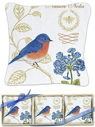 Bluebird Gift Boxed Lavender Sachet Set of 3