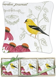 Goldfinch Gift Boxed Lavender Sachet Set of 3