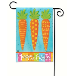 Bunny Delight Garden Flag