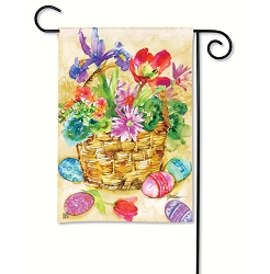 Easter Beauty Garden Flag