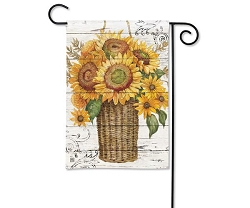 Farmhouse Sunflower Garden Flag
