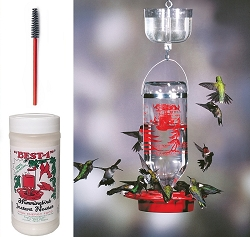 Best-1 32 Oz Hummingbird Feeder Kit