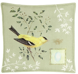 Goldfinch Scented Hot Pad