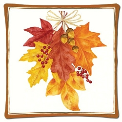 Autumn Leaves Scented Hot Pad