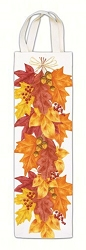 Autumn Leaves Wine Caddy