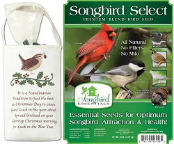 Holiday Bird Seed Gift 5-Bag Kit