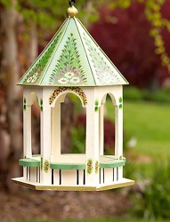 Achla Victorian Gazebo Bird Feeder