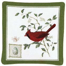 Cardinal Spiced Mug Mat Set of 4