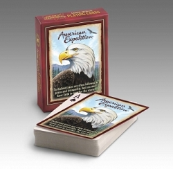 Bald Eagle Wildlife Playing Cards 2 Decks