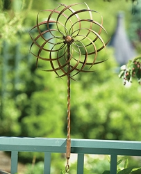 Pinwheel Deck Mount Wind Spinner