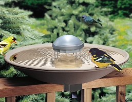 Solar Water Wiggler Bird Bath Agitator