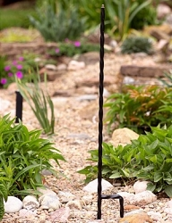 Achla Wrought Iron Birdbath Stake