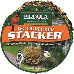 Birdola Woodpecker Stacker Cake 6/Pack