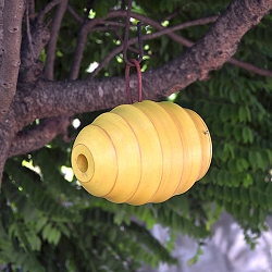 Mango Tree Bee Hive Yellow Bird House