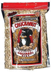 Chuck-A-Nut Premium Squirrel Food 10#