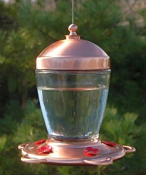 Jubilee 32 oz. Hummingbird Feeder