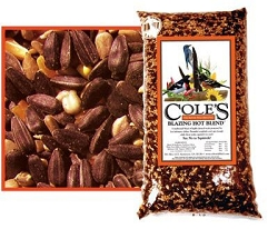 Cole's Blazing Hot Blend Bird Seed 10#